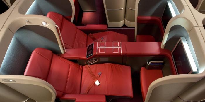 The Arik Air Business Class Seat