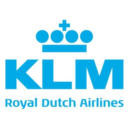 The KLM Nigeria logo
