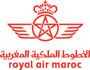 The Royal Air Maroc Logo 2017
