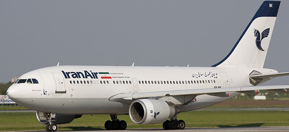Iran Air Aircraft