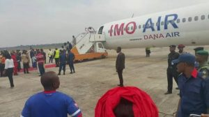 The Imo Air launch