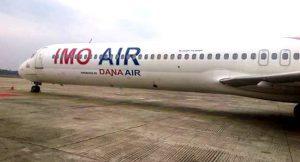 The Imo Air Logo 2017