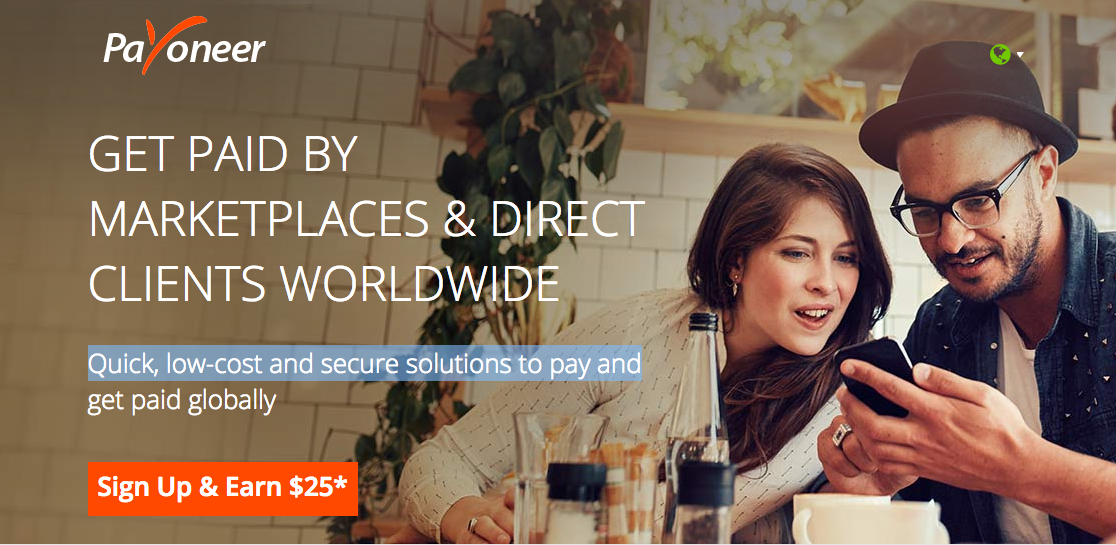 Payoneer Nigeria - Get paid from anywhere and swipe to pay everywhere